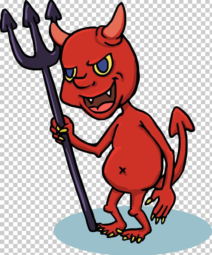 Pin On The Devil