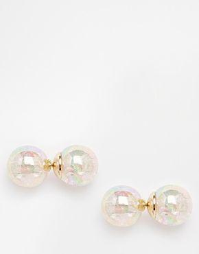 Double Bubble Earrings
