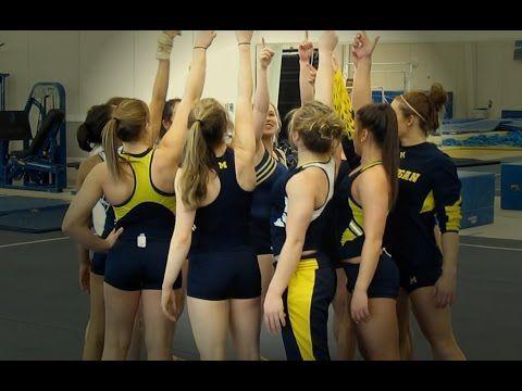 A Look Inside: University of Michigan Gymnastics