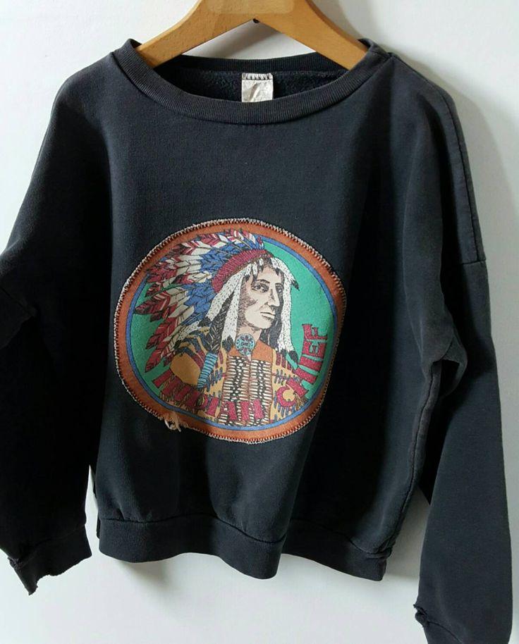 Navajo Shirt, Native American Indian Sweatshirt, Tribal Shirt Childrens by ResouledGypsy on Etsy