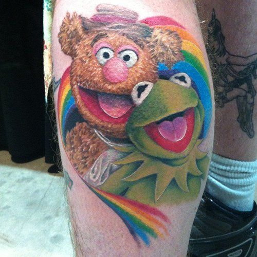 1000 Images About December Muppets Christmas On Pinterest: 1000+ Images About Tattoos The Good Bad And Ugly On