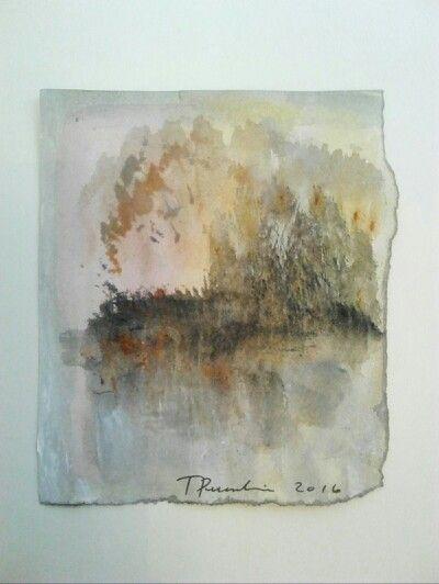 Tarja Puumalainen,water colour 2016
