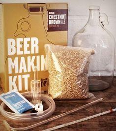 Kit fabrication bière - Brooklyn Brew