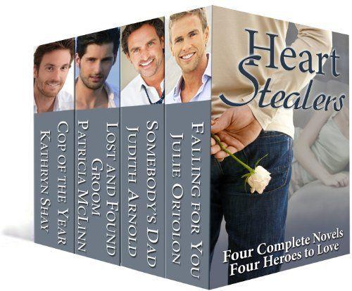 USA Today bestseller list 3 weeks! $0.99 Heart Stealers by Kathryn Shay, Patricia McLinn, Judith Arnold, Julie Ortolon  http://www.amazon.com/dp/B00B8ZR41E/ref=cm_sw_r_pi_dp_urrsrb0GJ4YBR