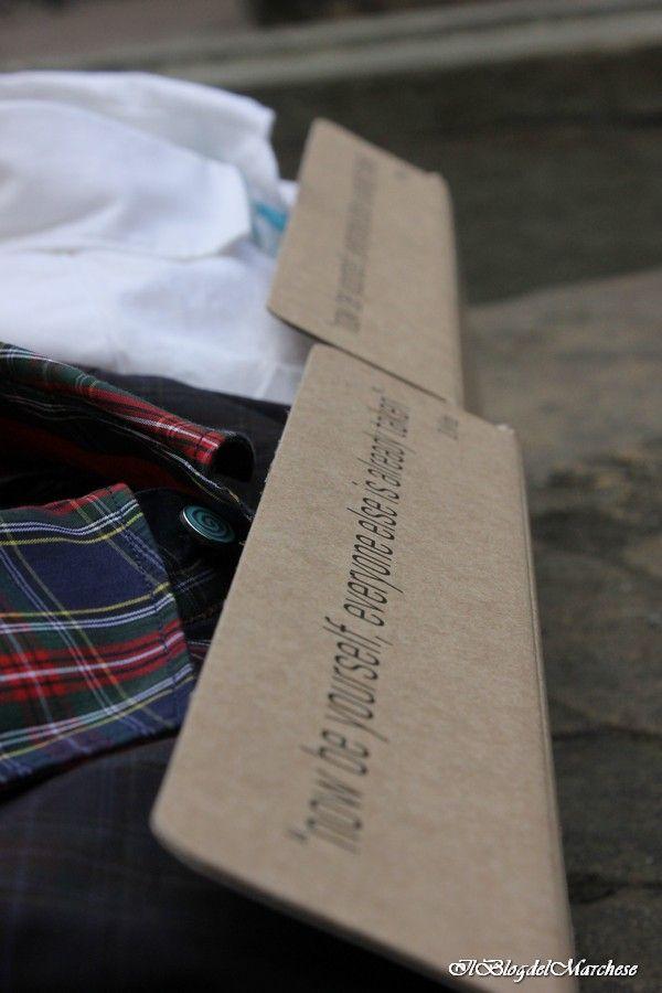 Nati con la...camicia #Halibut