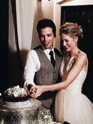 nathan kress and madisen hill wedding. nathan kress wedding, wedding dreams and madisen hill t