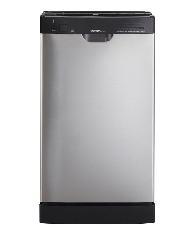 Smaller Danby dishwasher. Perfect for tiny homes!