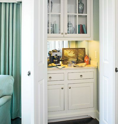 Coffee Maker In Master Bedroom : 17 best images about Bathroom Coffee Bar on Pinterest Coffee bar design, Master bedrooms and ...