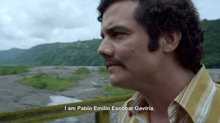 Narcos - Pablo Escopar
