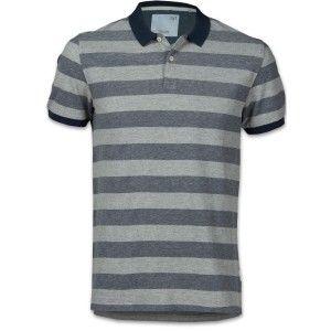 Minimum Coventry Herren Poloshirt gestreift