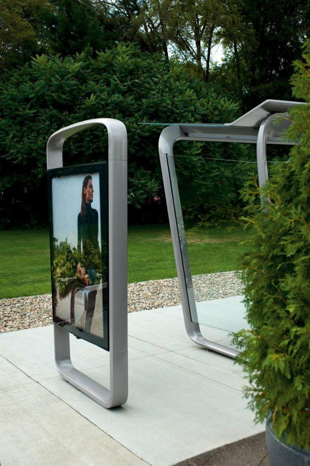 BMW Group Urban Furniture