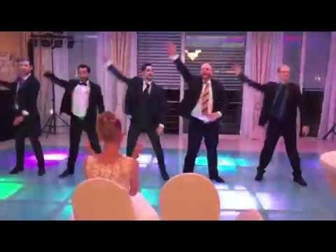 Choreo ADTV Tanzschule Hugo Dance & Fitness Ludwigsburg groomsmen weddingdance