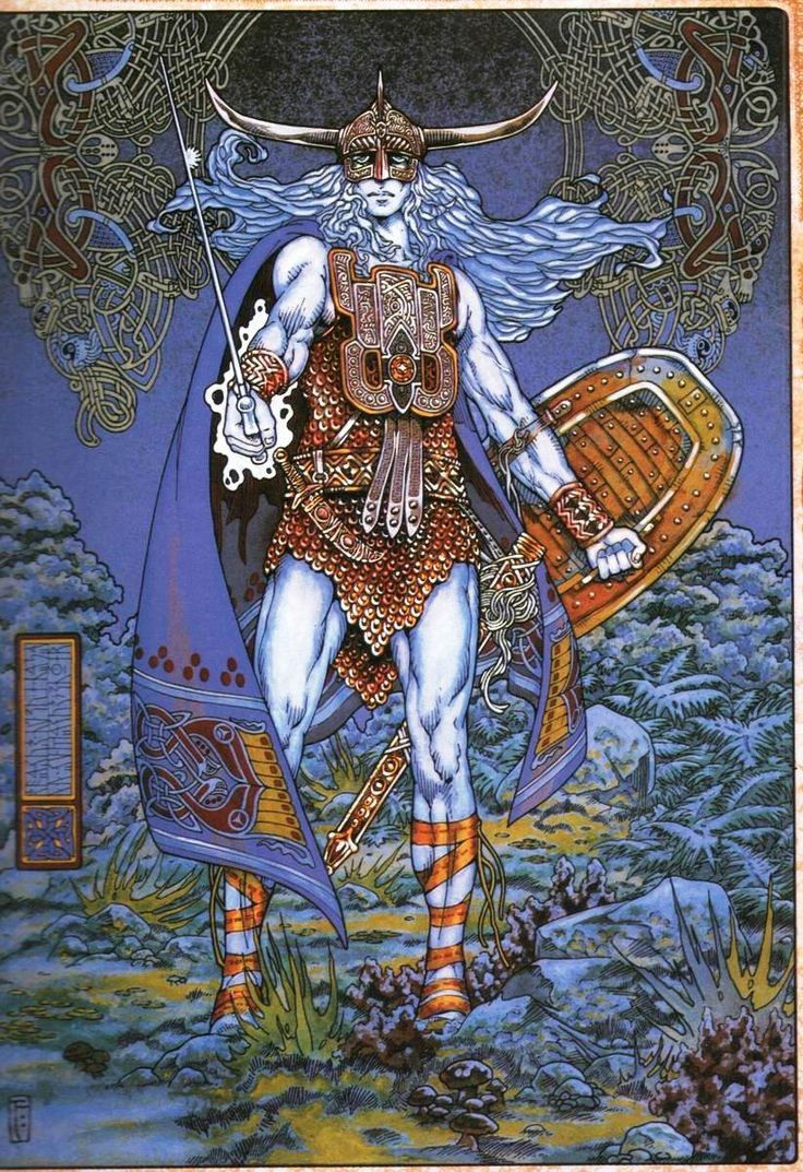 Similar to the Roman god Mercury, Lugh was known as a god of both skill and the distribution of talent. He is sometimes associated with midsummer because of his role as a harvest god, and during the summer solstice the crops are flourishing, waiting to be plucked from the ground at Lughnasadh. #litha #summer #solstice