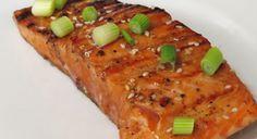 Weber.com - Blog - Spicy Sesame Salmon