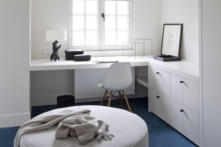 Perfect style de Nathalie de Boel . Bureau chambre