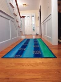 diy floor cloths