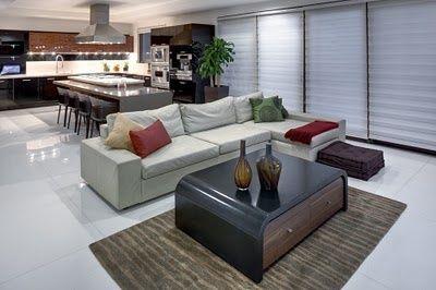 Modern Korean Decor | Korean House: Modern Homes Design Inspiration The Cubo House-Kitchen ...