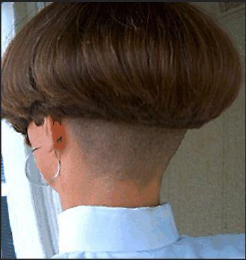 Amazing Extreme Bowlcut Very Short Haircuts Pinterest