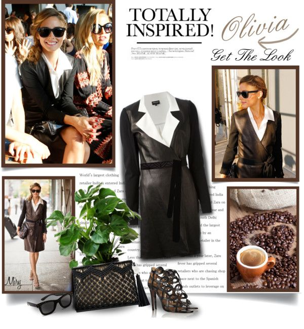 """""""Totally Inspired!"""" by thewondersoffashion ❤ liked on Polyvore"""