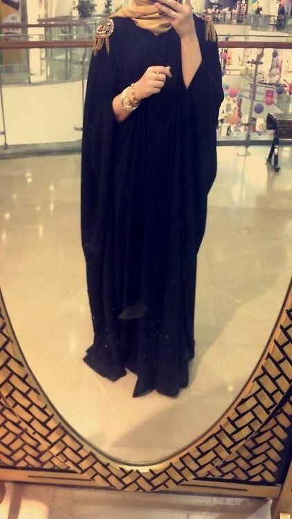 Pinned via Nuriyah O. Martinez | abaya is so beautiful