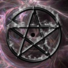 Esto es un pentagrama, es un simbolo de brujeria de proteccion