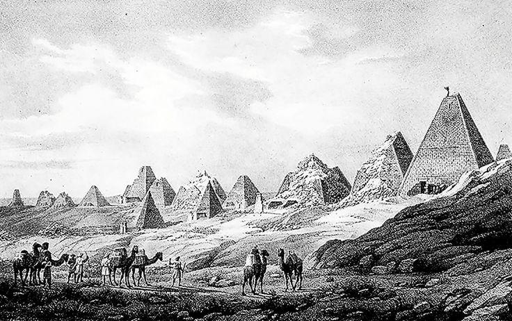 Le Nantais Frédéric Cailliaud est l'un des plus illustres voyageurs français du début du XIXe siècle. Parcourant l'Égypte et remontant le Nil jusqu'au Soudan actuel, il découvre l'antique cité de Méroé. Ses observations lors de ses expéditions - qui ont aidé Champollion à déchiffrer les hiéroglyphes - en font l'un des pionniers de l'égyptologie.
