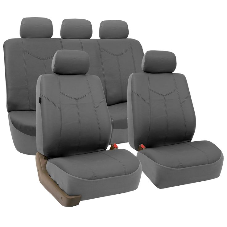 Our Rome Seat Covers Full Set Prove You Dont Need Flashy Colors To Make An Impression