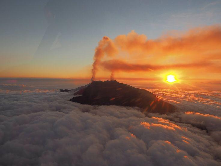 Tűzhányó: Etna: a postás kétszer csenget