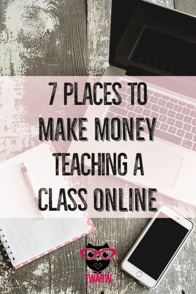 Make money from home with an online teaching job