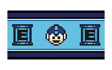 Mega Man 10: Mega Man and E Tanks Towel