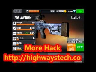 Unlimited Hack Sniper 3D Assassin: Shoot to Kill - by Fun Games For Free