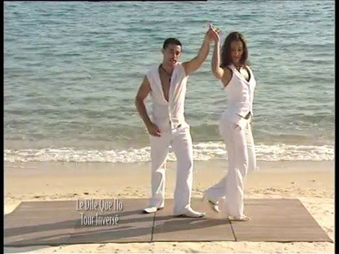 Cours Salsa Cubaine : Enchufla Con Dilequeno - YouTube