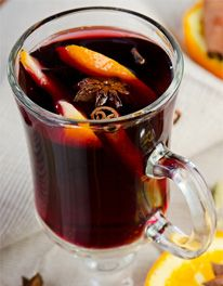 Mulled Wine 4 lemons 2 large oranges 2 bottle of red wine 16 cloves 2 cinnamon stick 150g (approx 5oz) caster sugar