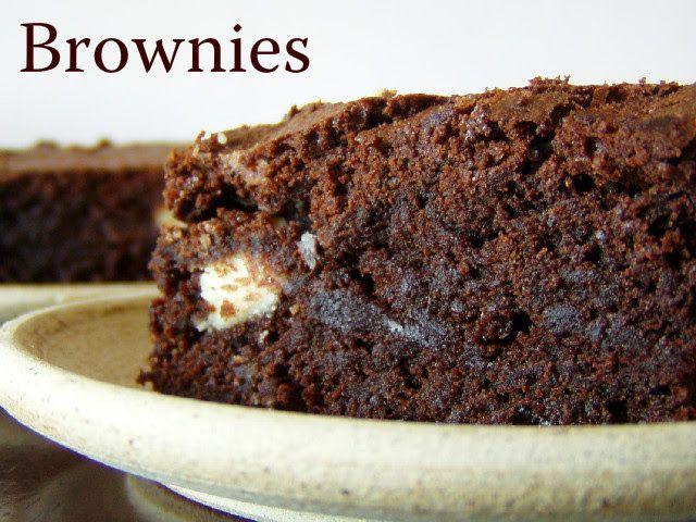 TynaTyna: Brownies