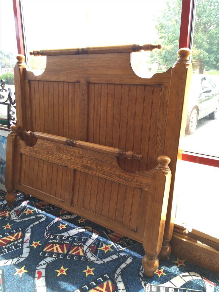 Queen Headboard and Footboard 325 furniture bedroom