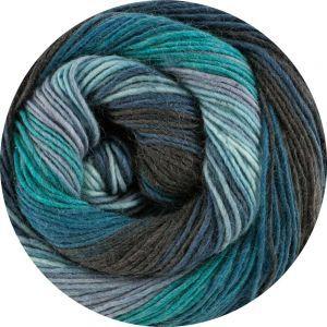 Lang Yarns Jawoll Magic Color 6-fach Farbe 10