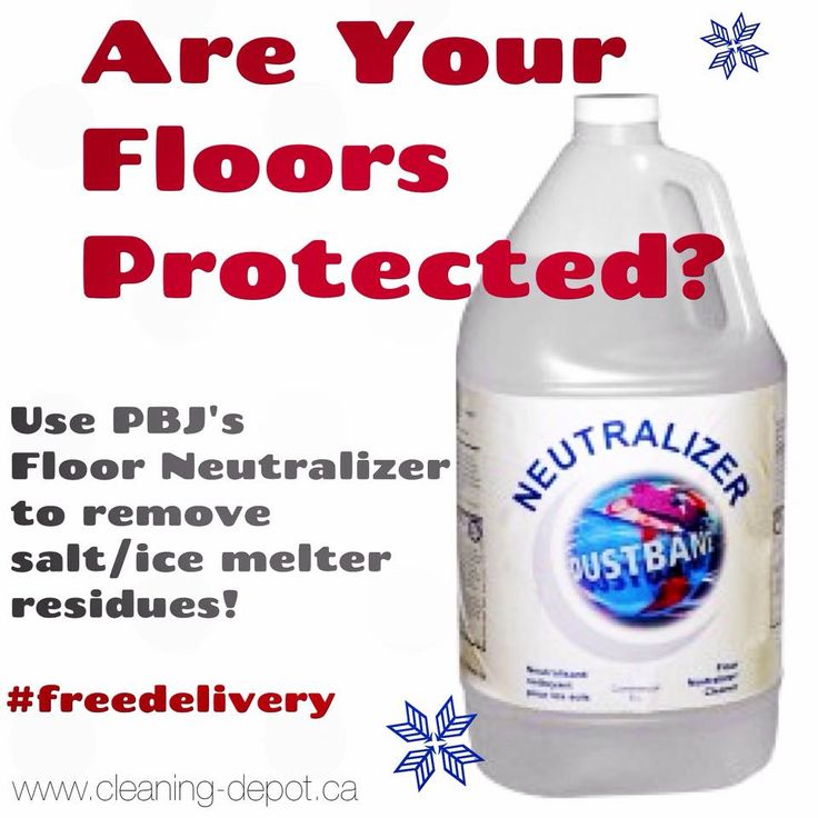 Protect your Floors!