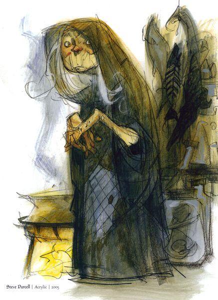 Illustration art Pixar concept art brave merida Queen Elinor King Fergus Craig Grasso Daniel Lopez Munoz Matt Nolte Steve Purcell mor