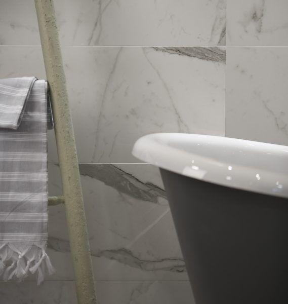 Altissimo Statuario Marble Bathroom Wall Tiles From Cau0027 Pietra.