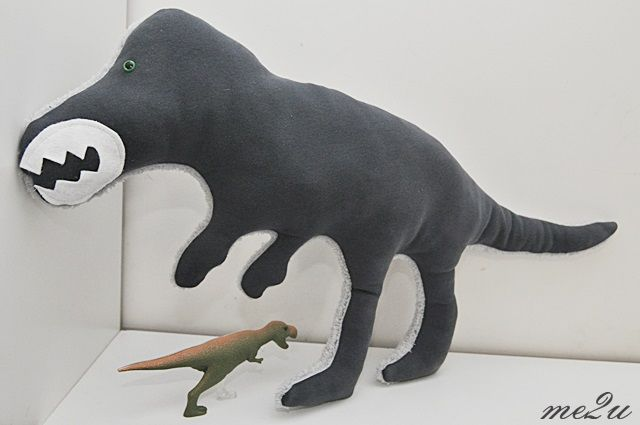 Dinozaury do przytulania/T-rex pillow