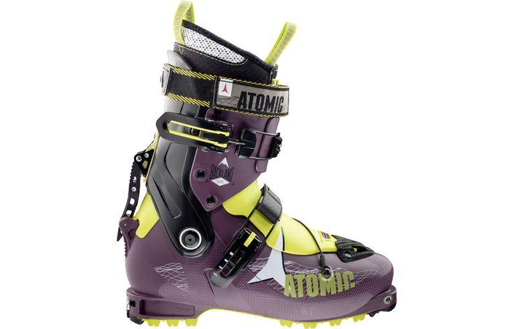 Test Atomic Backland W 2016 : Avis chaussure ski rando Atomic Backland W