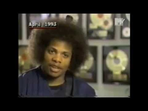 RARE EAZY E INTERVIEW SPEAKS ON RODNEY KING TRIAL L'A RIOTS - YouTube