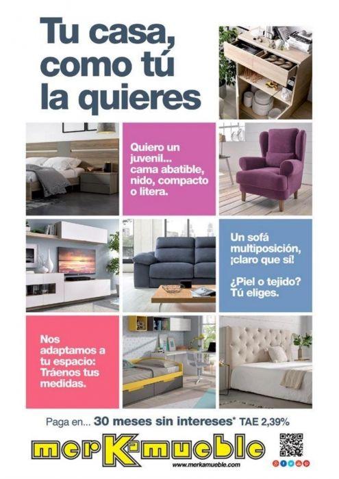 Catálogo Merkamueble: ofertas validas hasta 20 junio 2018 | HOGAR ...