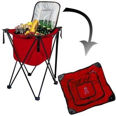 Los Angeles Angels of Anaheim Sidekick Cooler - Red