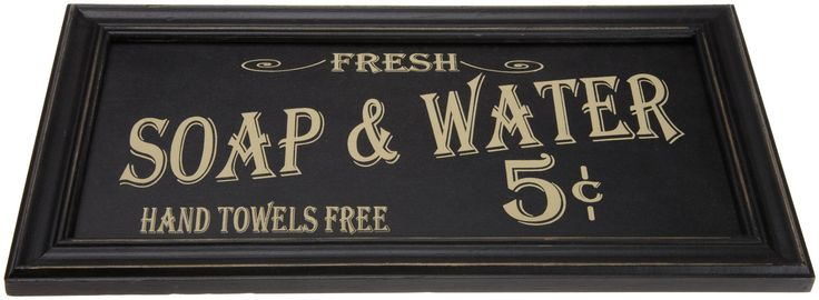 Ohio Wholesale Vintage Bath Advertising Wall Art From Our