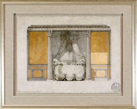 15282 - Interieurs pour le Duc D'Aumont I