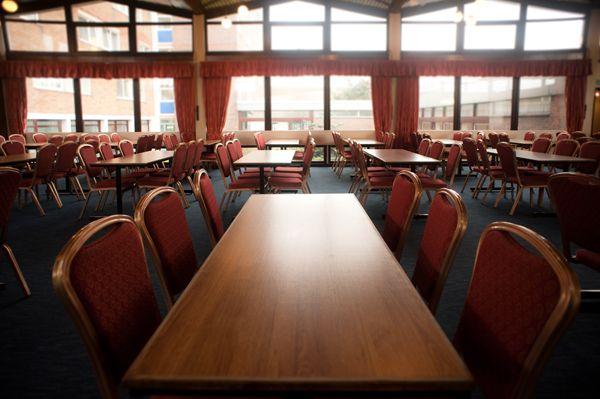 Claude Gibb Hall Dining Room