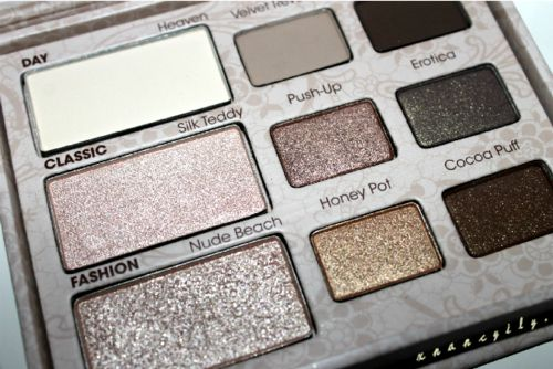 I have this amazing pallet from Too Faced. Not only are the colors amazing, they stay on all day without mug fading or loss of luster