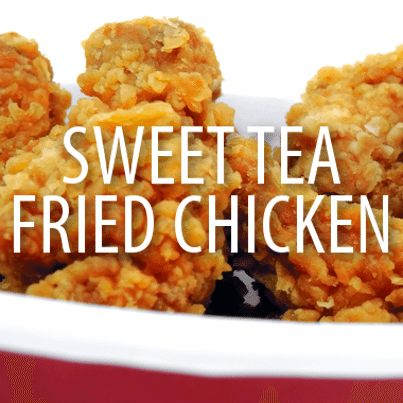 Sunny Anderson shared her fried sweet tea chicken recipe and her honey sriracha lemon sauce as part of Rachael's recipes to make before you die segment.