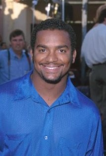 FAMOUS PPL ON THE CHALLENGE.....Alfonso Ribeiro - Fresh Prince of Belair